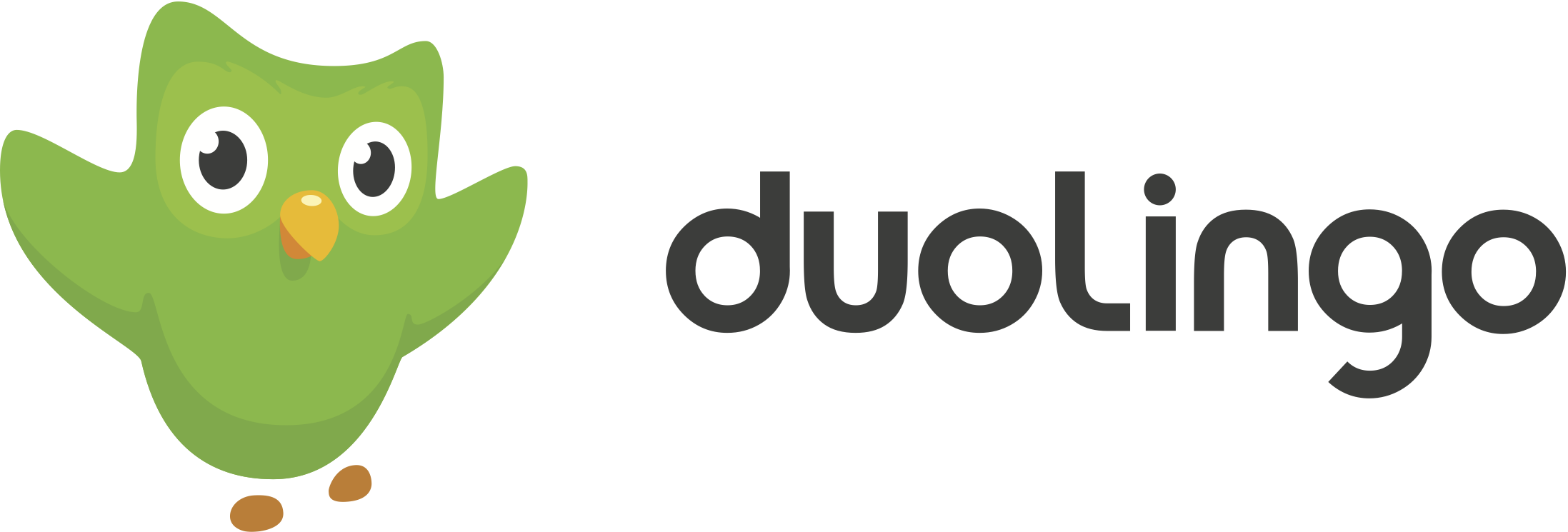 duolingo  .. The online E-learning English program