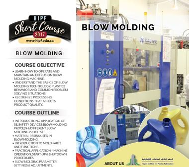 Blow Molding