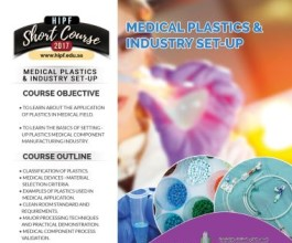 Medical Plastics &  Industry Set-Up