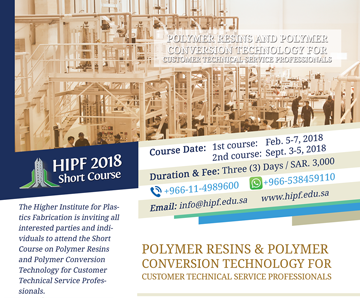 Polymer Resins and Polymer Conversion Technology
